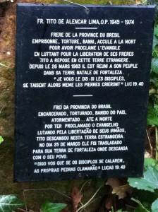 convento de Sainte-Marie de La Tourette. Foto: Leneide Duarte-Plon